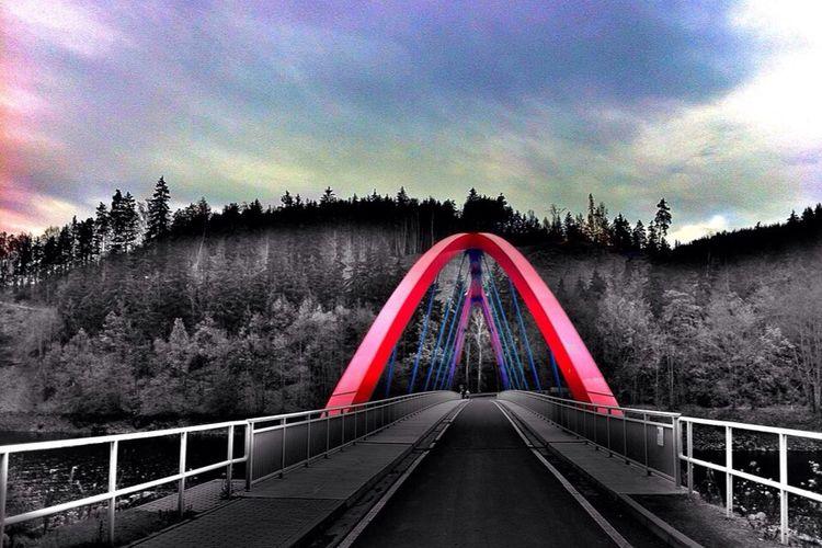 Eisbrücke at Thüringen Eisbrücke