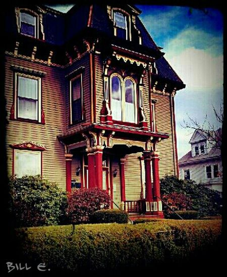 Great Old House...