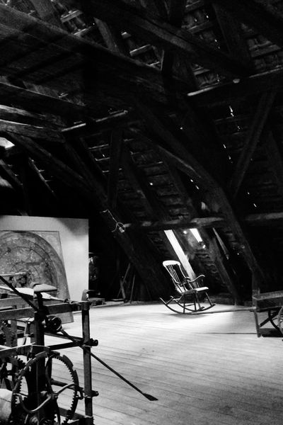 Mi viaje a Dinamarca Historical Sights Taking Photos Sightseeing Sólo IPhone Blanco Y Negro