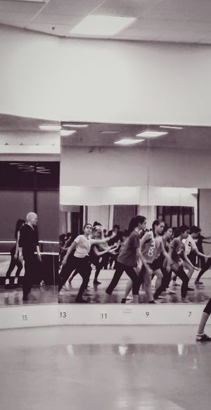 Group Of People Student Indoors  EyeEm Best Shots Teacher Life Dance Class Class Photo Irwin Collection Young Adult EyeEm Gallery Arts Culture And Entertainment DANCE ♥ Choreographer  Studentlife  Teacherslife Dancer Enjoyment Dancing Performing Arts Event Lifestyles Teamwork Real People Studio Shot Black And White Photography