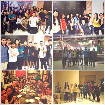 Crazy night! Togetherness 💙💚💛💜 Us Yolo Friends Happy INDONESIA Manado 데일리스타그램 파티 일상 친구