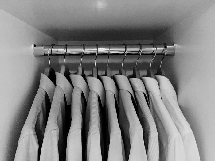 Shirt It's Business Time Closet Shirts Monochrome Blackandwhite