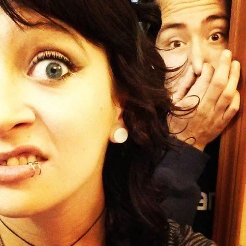 Bestfriend Adorable Bathroomselfies Selfie poofaceplugsbeautifuleyes