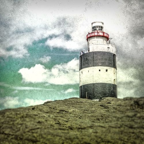 Messing Around With Filters  Ireland🍀 Lighthouse Hook Head, Ireland Wexford Seascape Photography Walking Around Great Outdoors