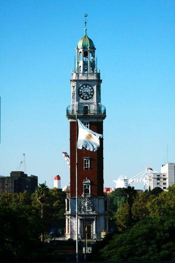 Torre de los Ingleses. Monument. Retiro, Buenos Aires, Argentina. Unykaphoto Buenos Aires Emblematic Places Retiro Buenos Aires Buenos Aires Citytour Buenos Aires Monuments