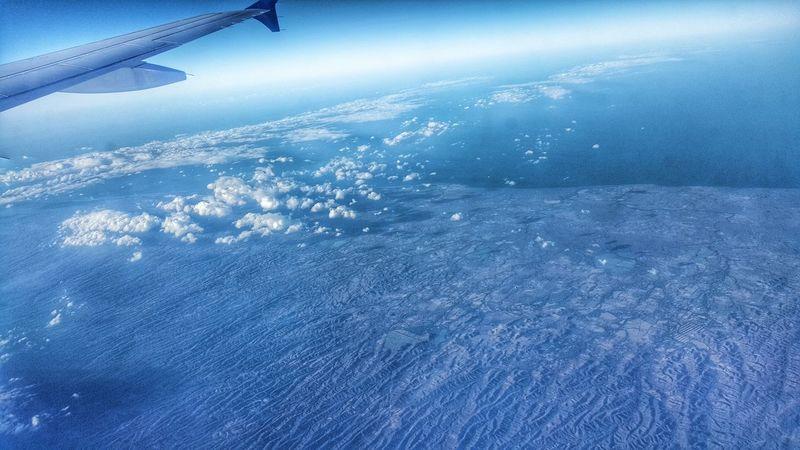 Winds of change Peace Veca Airline Elsalvadorimpressive Elsalvadorimpresionante Flight Sky Clouds And Sky Ocean View