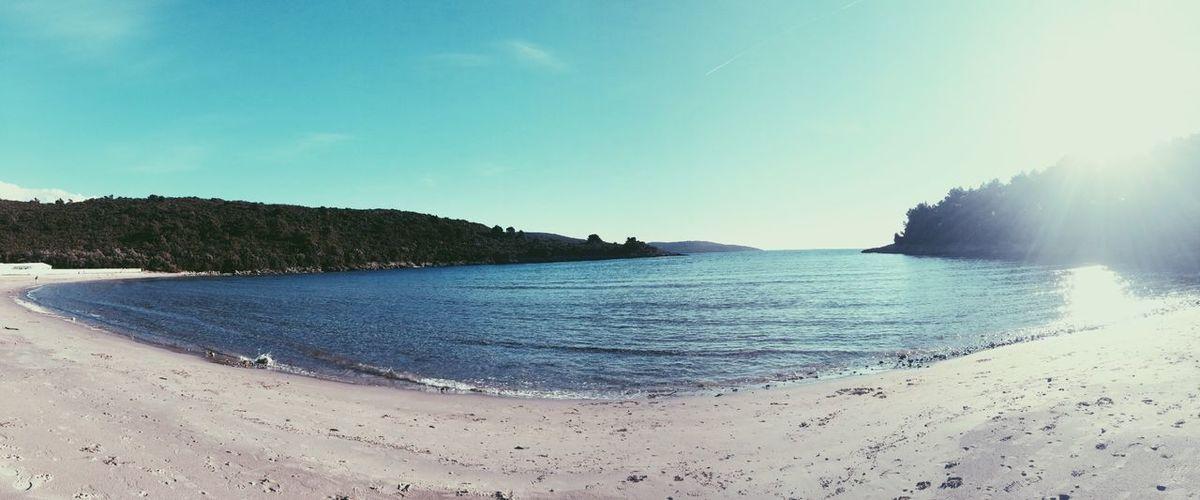 Another pano Being A Beach Bum Sunshine Sea Relaxing Enjoying The Sun