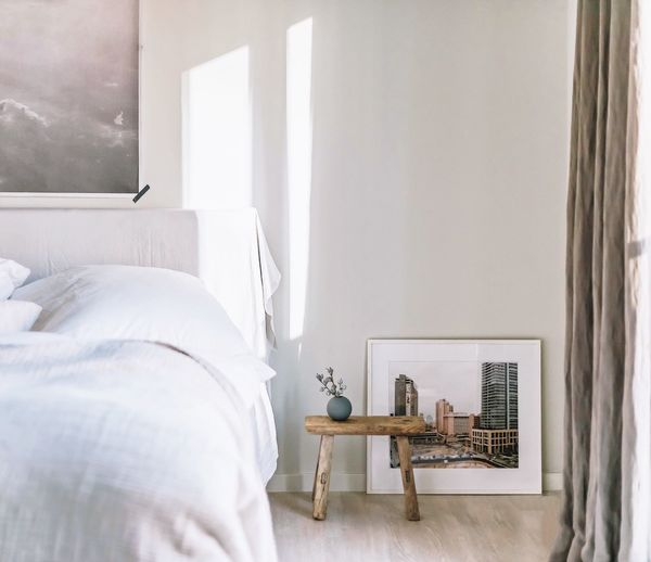 EyeEm Selects Indoors  Home Interior Bedroom Bed No People Home Showcase Interior Wood Nordic Interior Design Interior