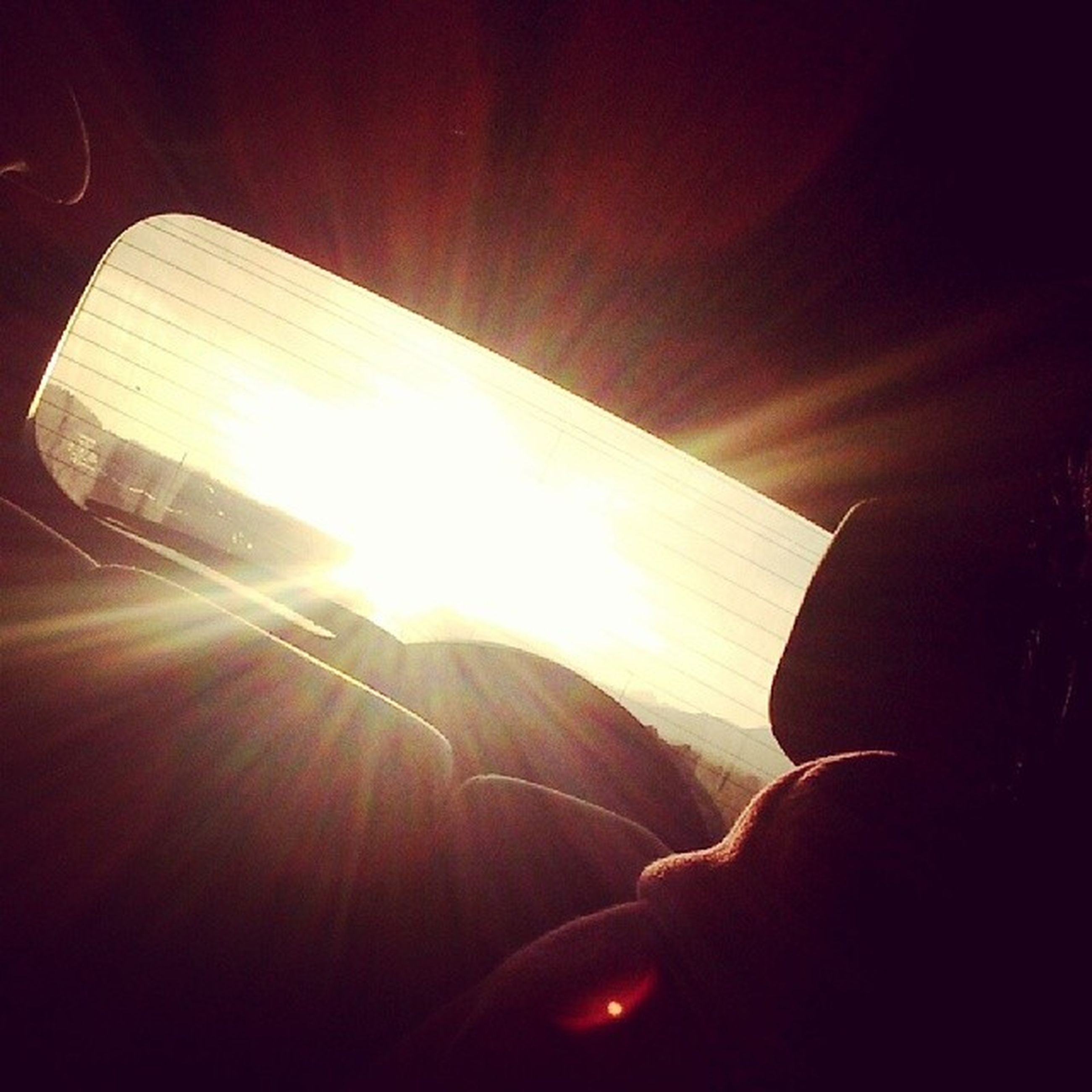 sun, person, sunbeam, lens flare, sunlight, part of, lifestyles, cropped, personal perspective, unrecognizable person, leisure activity, indoors, human finger, men, holding, sunset