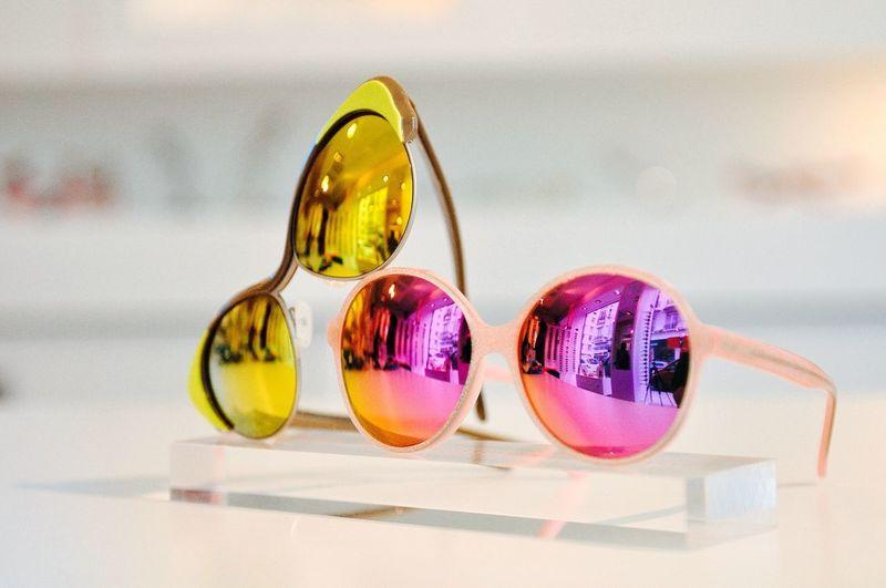 #accessories #colors #fashion #glasses  #lunettes #lunettesdesoleil #mode Close-up Lifestyles Sunglasses