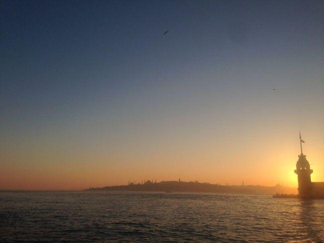 Kızkulesi Uskudar Istanbul
