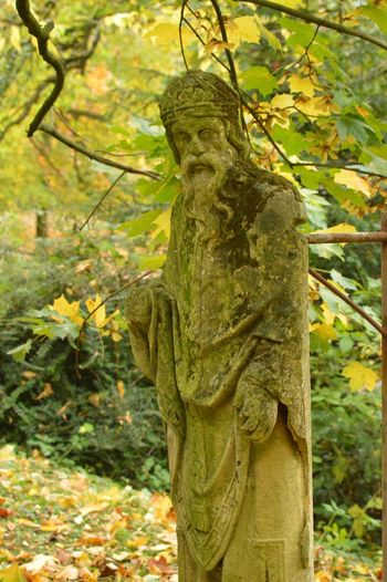 Statue in the woods 3 Travel Destinations
