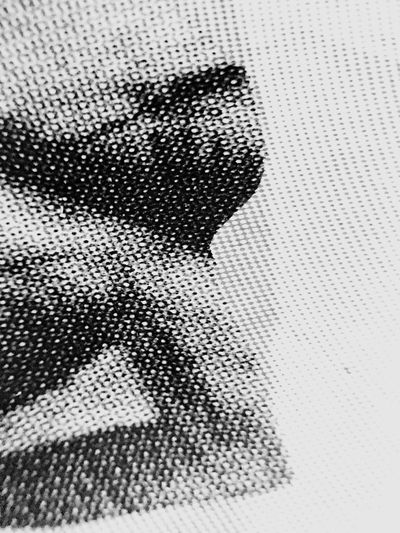 Halftone Harry Pattern No People Close-up Backgrounds Indoors  Full Frame Design Pixelated