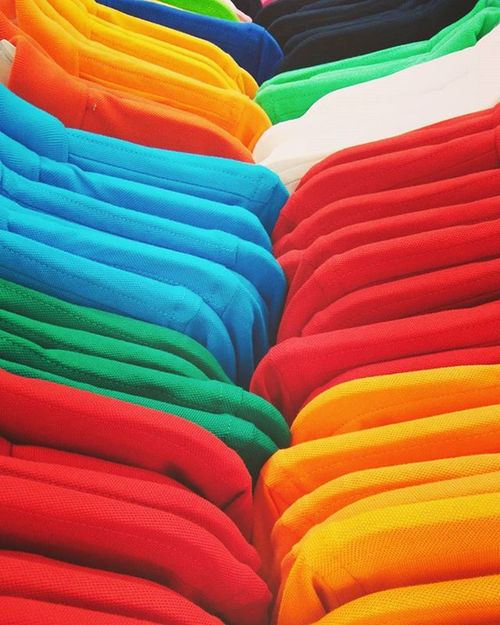 Colours of rainbow 🌈 Shirt Teeshirt Clothes Gents Menstee Colors Tweegram Instadaily Picoftheday Red Yellow Orange Blue Green Centermall Kochi Vibes