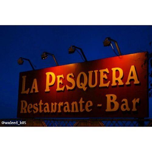 Restaurant LaPesquera Marisqueria near Puertobanus puerto_banus. marbella malaga andalusia spain españa Taken by my SonyAlpha dslr a200. Taken in my 2012 summer trip ماربيا اسبانيا مطعم