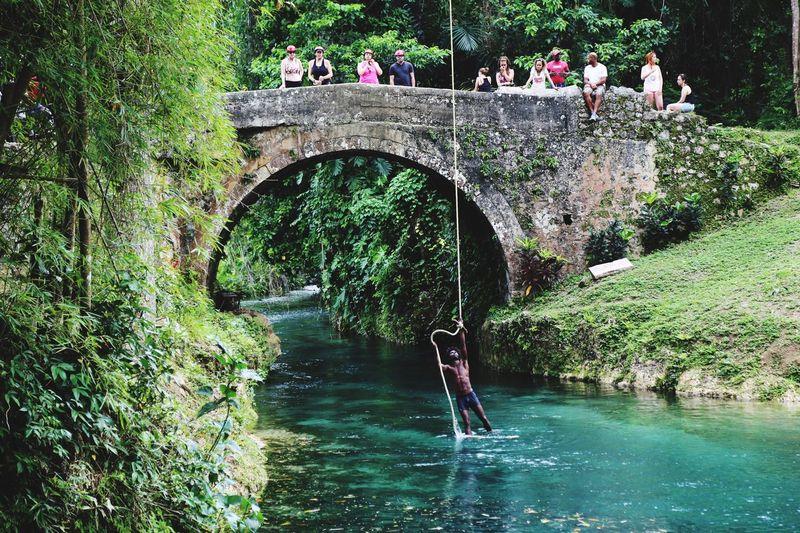 Jamaica Spanish Bridge
