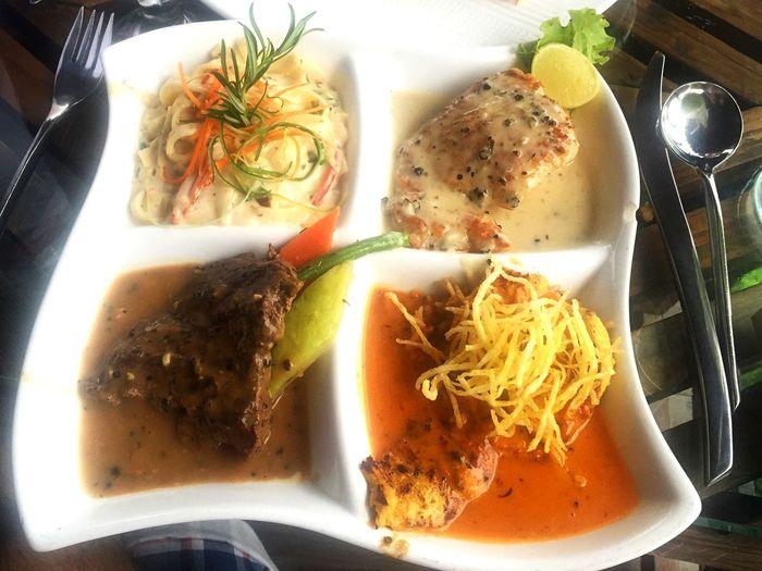 Food Porn Awards Italian Cuisine Pasta Chicken Steak Beefsteak Grilled Fish Lunch Hills Friends
