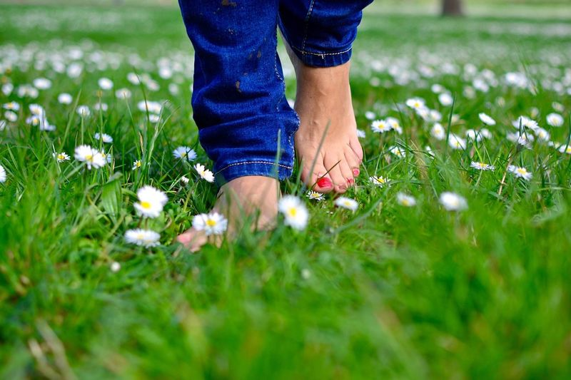Nature Human Nature Urban Nature Feet Woman Red Natural Flower Spring Spring Flowers Simplicity Women Who Inspire You Girl Power Woman Power Women Around The World Visual Creativity Going Remote