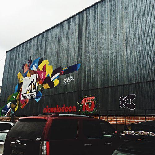 Moscow Mtv Kasta Graffiti