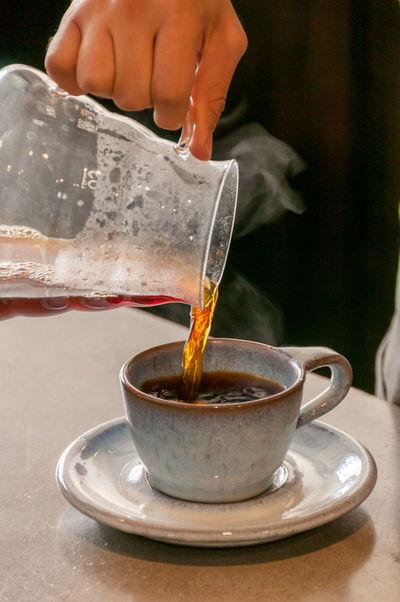 Barista on location Barista Barista Life Cafe Cafeine Chemex Coffee Hot Drink Latte