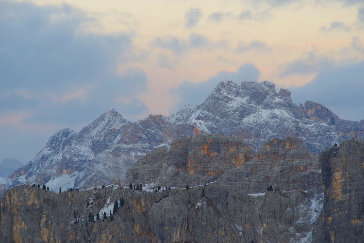 Dolomites Dolomites, Italy Italia Landscape_Collection Passo Giau Sunset_collection Tofana Di Rozes Travel Travel Photography Day Dolomiti Italy Landmark Landscape Landscape_photography Marmolada Mountain Nature Outdoors Scenery Sky Sunset Tofana Di Dientro Tofana Di Mezzo Tofane