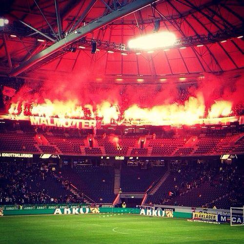 Malmö FF Di Blåe Himmelsblått Mff aik away 2014