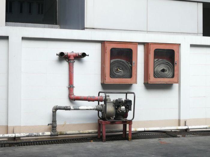 water pipe pump