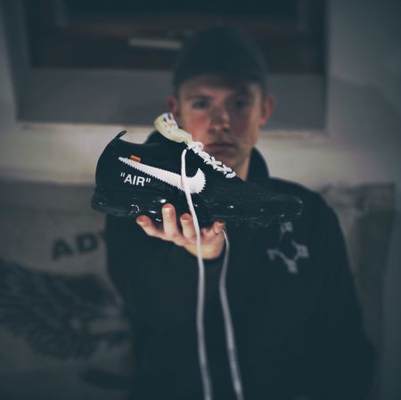 EyeEm Selects Young Adult Nike Virgil Abloh Nike hype Hype Hypebeast  Forsell