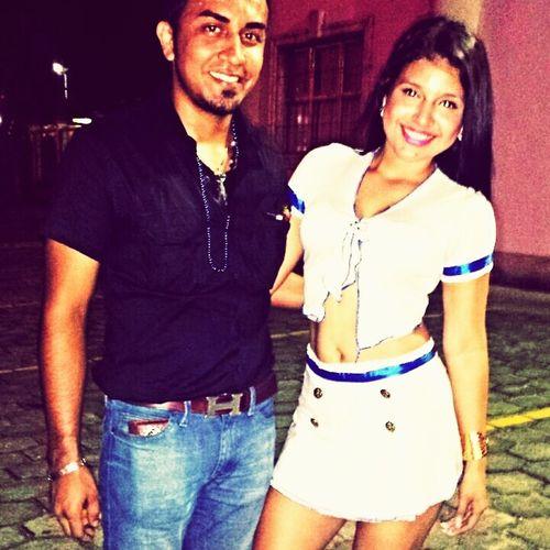 Jeimi and me