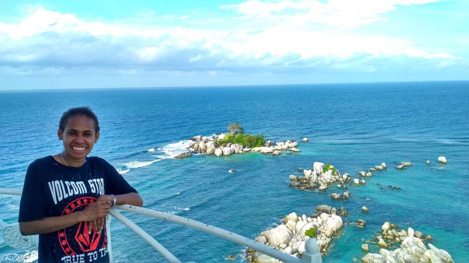 Pulau Lengkuas Belitongisland Indonesiabagus Belitung, Indonesia Belitung Timur Holiday