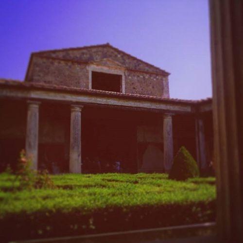 Exploring Pompeii  Domus Garden Ruins Sun Hot Day Long 79 EyeEm Gallery