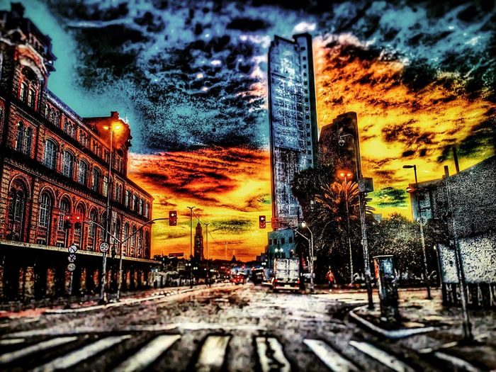 Downtown IPhone IPhoneography Picoftheday Streetphotography Sunny Day Driving Car Saopaulo Iphone5s Colorful Centro First Eyeem Photo