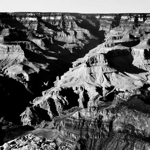 Grand Canyon National Park Grand Canyon Textured  Abstract Full Frame No People Backgrounds Close-up Nature