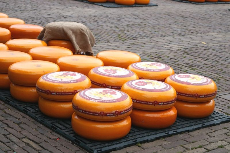Say cheeze Cheeze Aalkmar Holland Neatherlands Dutch Strretfood EyeEm Selects Sweet Food No People Food Day Dessert Outdoors Ready-to-eat Close-up