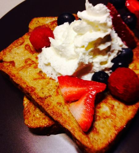 Time For Breakfast  Homemade French Delicious