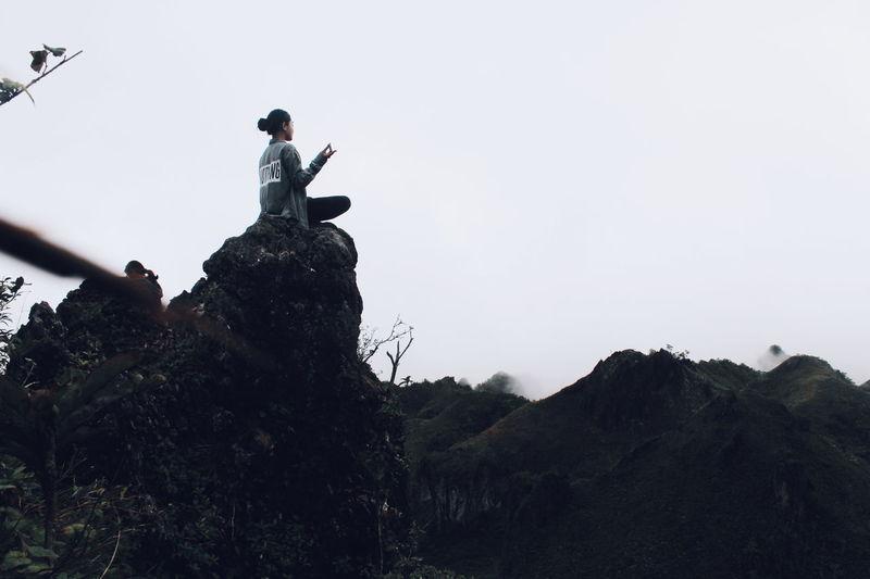 Meditation Zen Outdoors Adventure Adventure Buddies Hiking Osmeña Peak