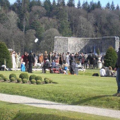 Ashford Castle.Ireland замок где снималось царство Reign Ashfordcastle