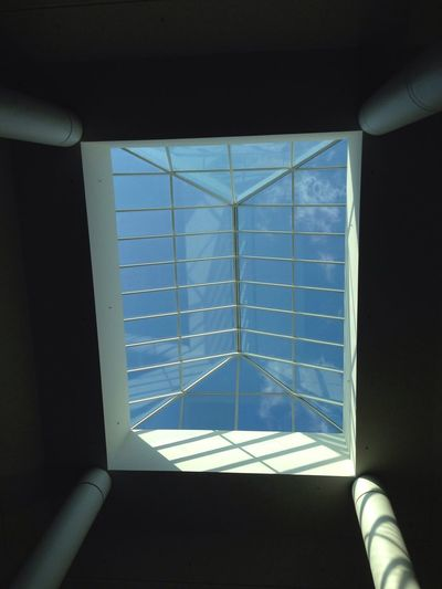 Light Up Your Life Blue Sky Skylight