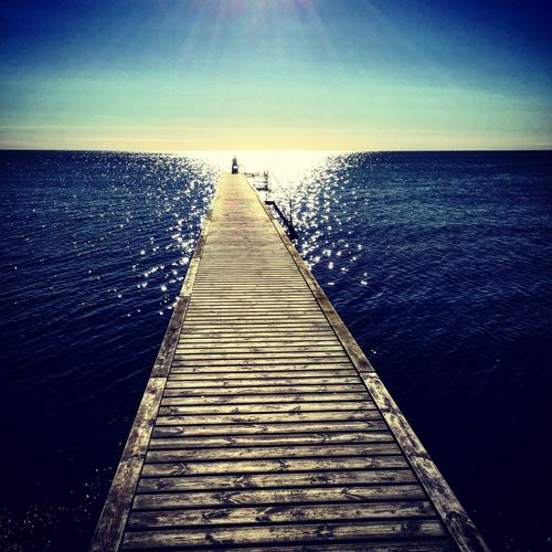 At the jetty. Solrød, Denmark. LL. Larsen's Lounge Sunrise Denmark Enjoying The Sun Helloworld
