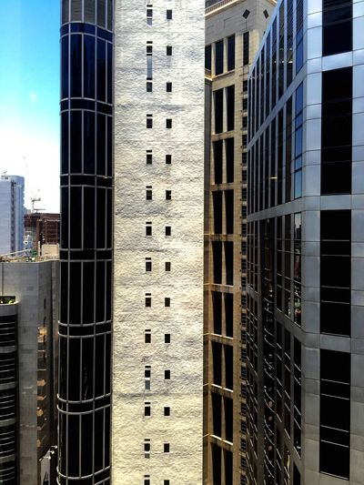 Building Exterior Architecture Building And Sky Hong Kong Architecture Sun And Shadow Street Photographer-2016 Eyem Awards IPhoneography Light And Shadow Another Point Of View Elevating
