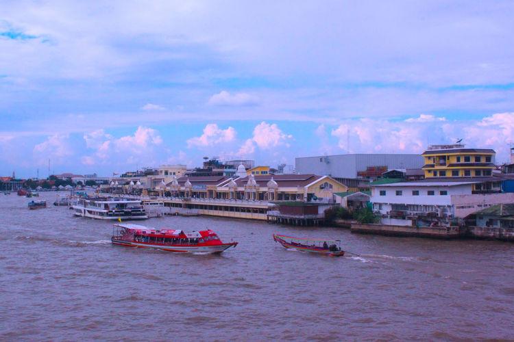 Water Sky City