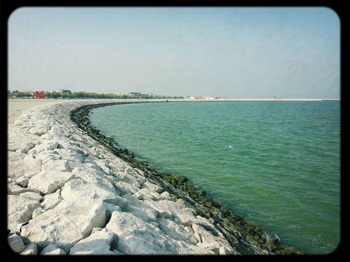 Beautiful khobar corniche view Relaxing Finding New Frontiers Adapted To The City Miles Away