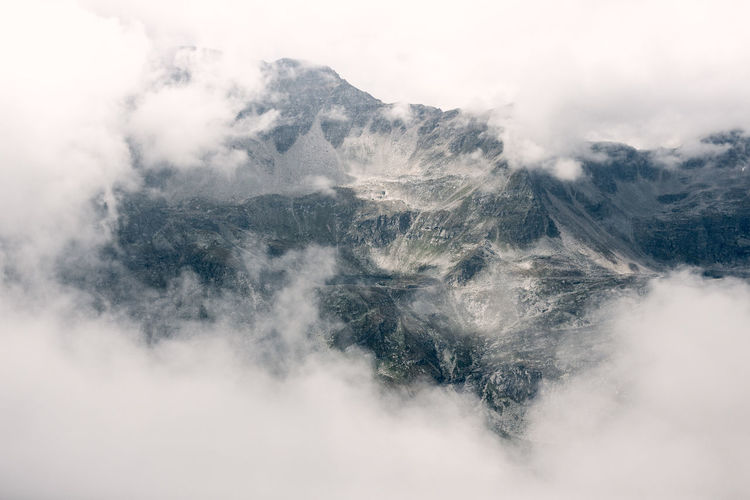 Where do clouds
