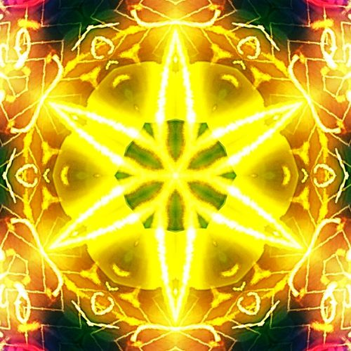 Somerhing about Geometry n mirror effects I lOVE! Star Vortex Blackhole Sun Space Macro Micro Atomic Radioactive Material Stereo Graffiti Golden Hour Sunlight Montréal Album Cover Mixtape Cover HipHop Kavali Hipster 420life Urban N3w Mon3y Syria  God DubstepNation Abstract Yellow Pattern Full Frame Backgrounds No People