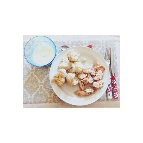 Lunch Yougurt Tacchino Cavolo Strong Diet Forza E Coraggio! Si Può Faire Tutto Fisicostupendo Having Fun