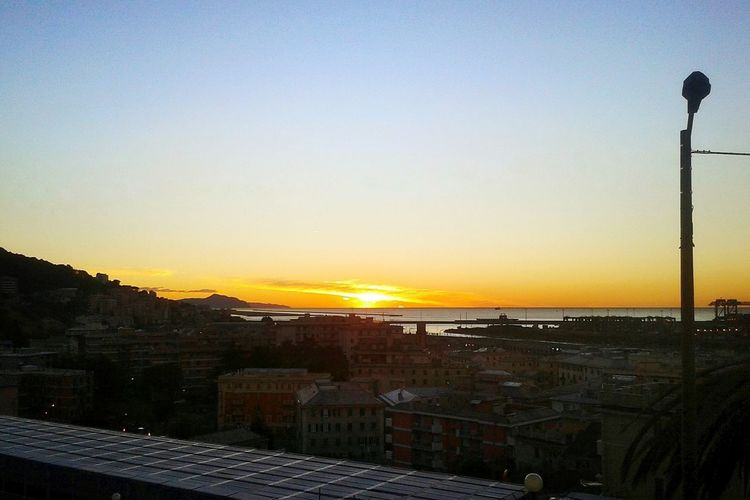 Sunrise Alba Horizon Over Water Early Morning Sea Sky S3 Mini Smartphone Photography Mobilephotography City Sunset Sky Architecture