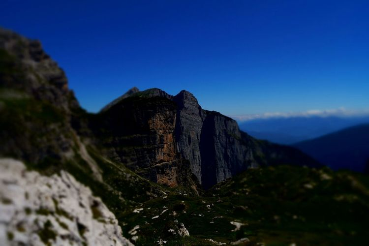 Mountains Dolomites, Italy Landscape_Collection Trekking