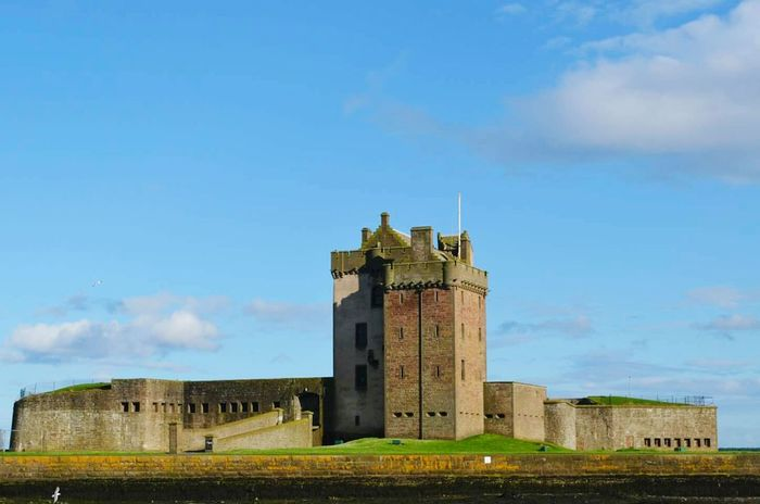 Broughty Ferry Castle Dundee Broughtyferry