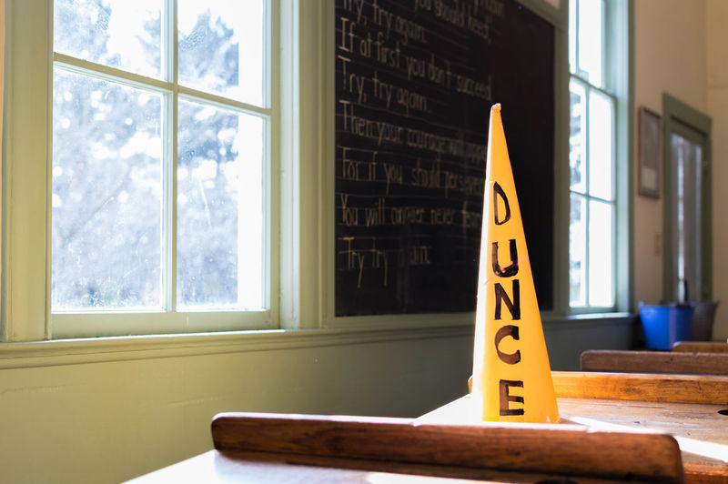 Blackboard  Blackboard School Built Structure Chalkboard Check This Out Classroom Classroom Moments Day Desk Dunce Dunce Hat Eye4photography  Indoors  Nikon School Text Window Wisconsin