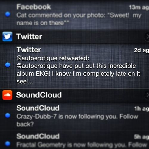 OH MY GOD AUTOEROTIQUE RETWEETED ME! Yay!!